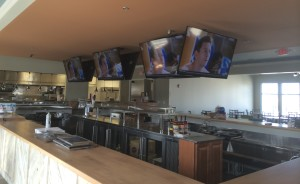 Commercial Entertainment System Setup