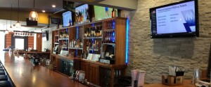 Install TV for Bar | Commercial