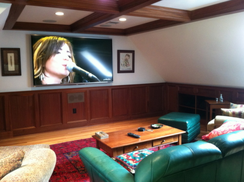 New Bedford   Home Theaters