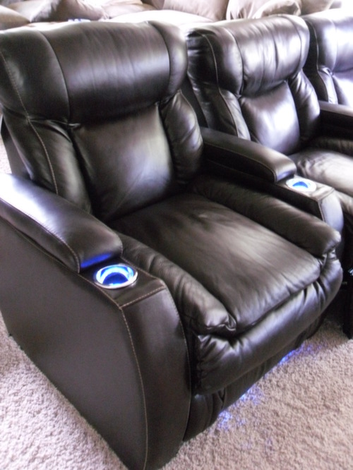 Chairs for In Home Theater
