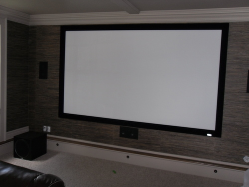 In Home Theater | Southcoast