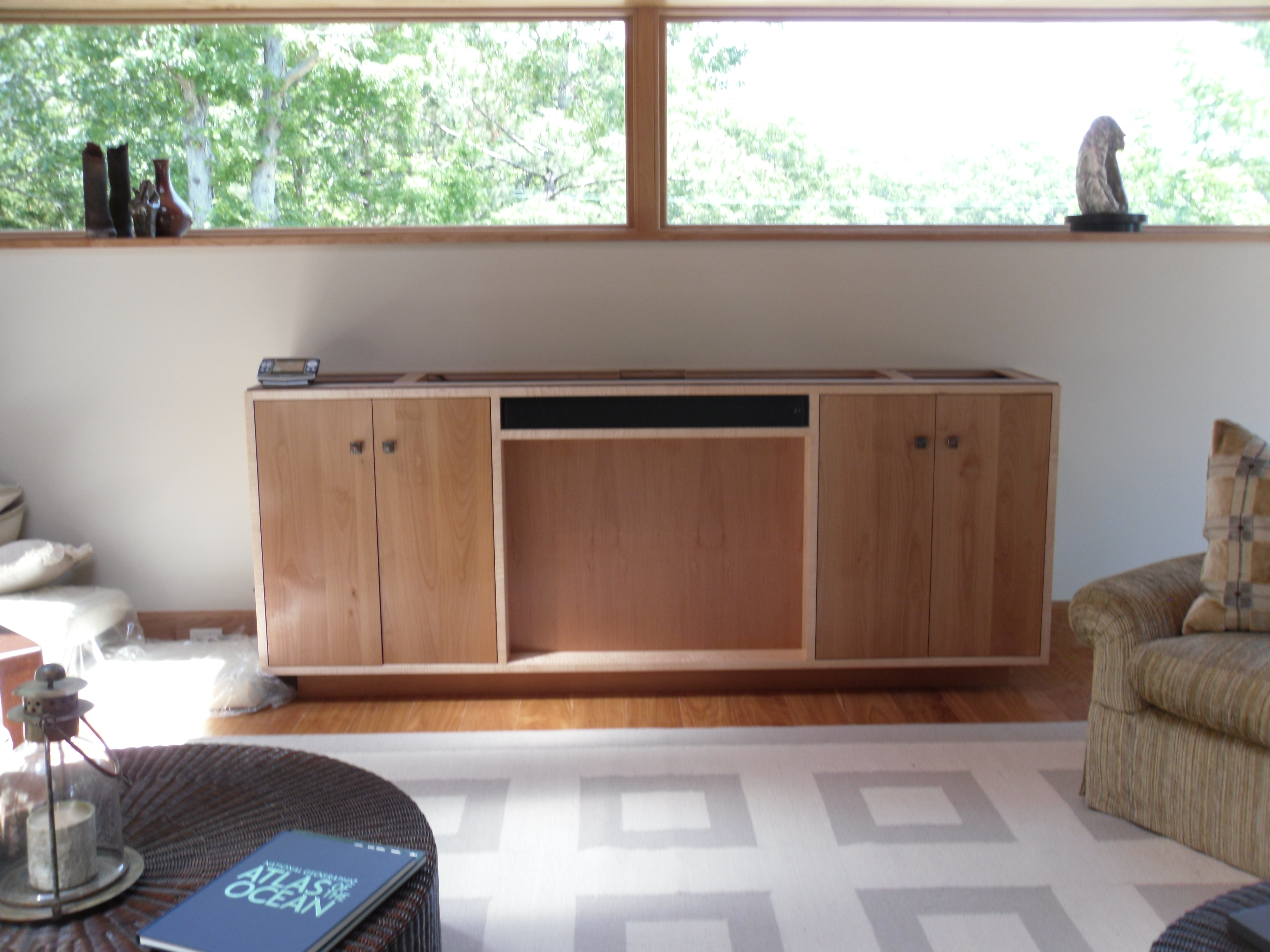 Lift Cabinet for TV | Marion, Mattapoisett and New Bedford